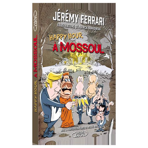 Livre Happy Hour, Jérémy Ferrari